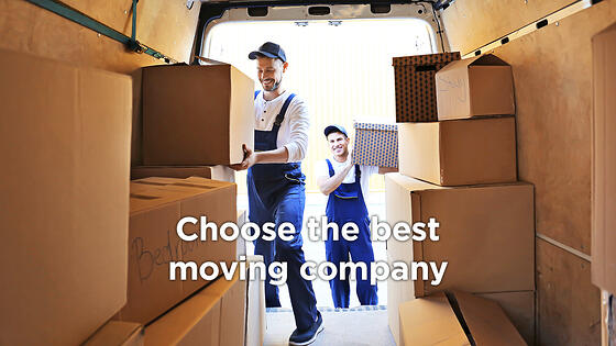 How to Choose the Best Moving Company for Your Needs