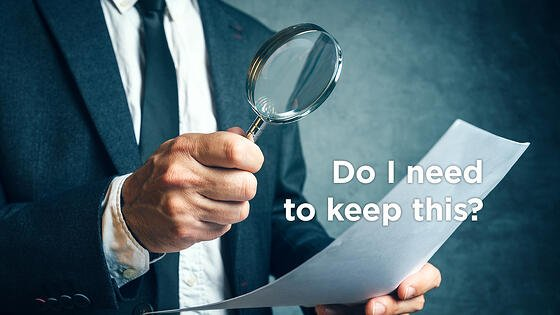 How Long Should I Actually Keep Important Documents?
