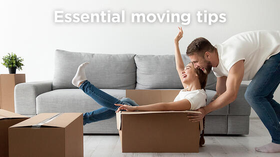 10 Moving into a New Home Tips You Need to Know