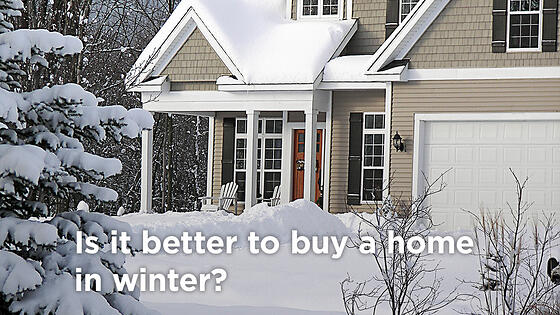 3 Ways Buying a Home in Winter Can Make You Look Like a Hero