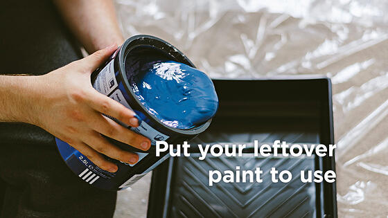 5 Leftover Paint Uses You Should Absolutely Know About
