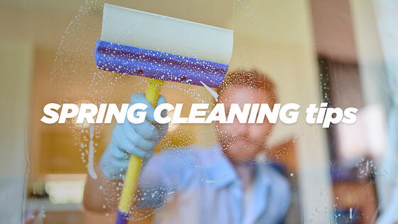 Stop Avoiding Spring Cleaning, Use this List to Get Started
