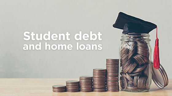 6 Factors You Need to Think About Before Buying a Home with Student Debt