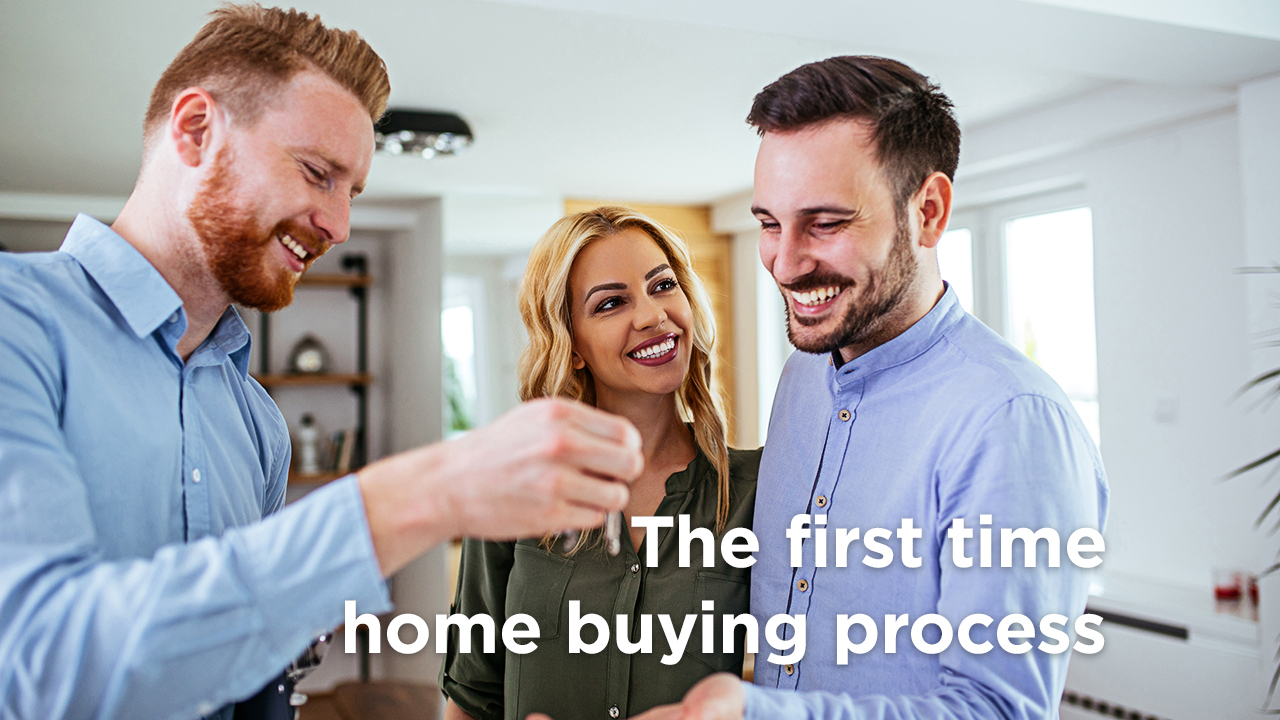 A Millennial's Perspective on the First Time Home Buying Process