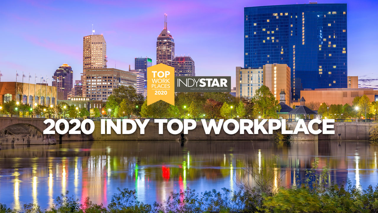 GVC Mortgage Named 2020 Top Workplace by The Indianapolis Star